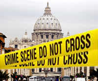 No Hiding Place For The Holy See